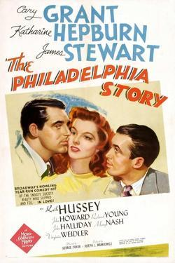 The Philadelphia Story, 1940, Directed by George Cukor