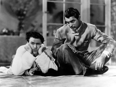 The Philadelphia Story, James Stewart, Cary Grant, 1940