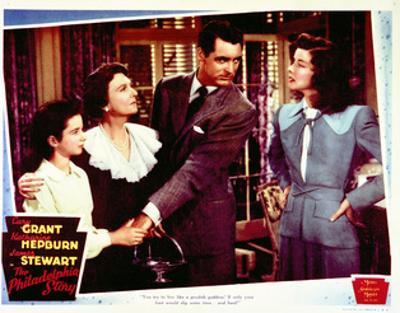The Philadelphia Story - Lobby Card Reproduction