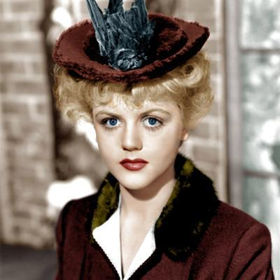 THE PICTURE OF DORIAN GRAY, Angela Lansbury, 1945