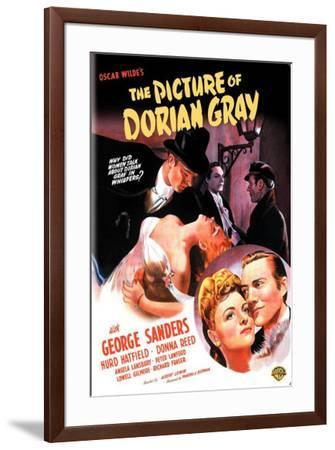 The Picture of Dorian Gray--Framed Poster