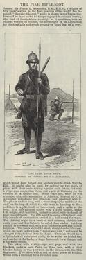 The Pike Rifle Rest, Invented by General Sir J E Alexander