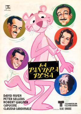 The Pink Panther, (AKA La Pantera Rosa), 1963