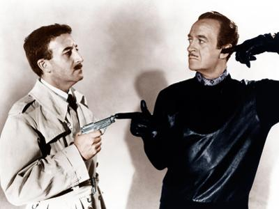 The Pink Panther, Peter Sellers, David Niven, 1963
