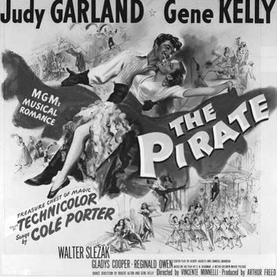"""The Pirate"" 1948, Directed by Vincente Minnelli"