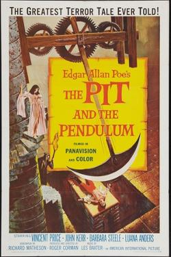 The Pit and the Pendulum, 1961