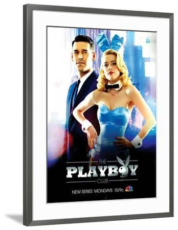 The Playboy Club--Framed Poster