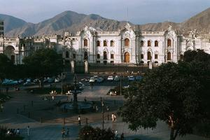 The Plaza De Arms