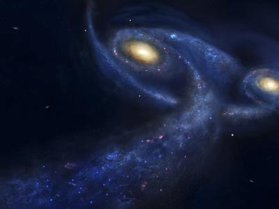 https://imgc.allpostersimages.com/img/posters/the-predicted-collision-between-the-andromeda-galaxy-and-the-milky-way_u-L-PES0HZ0.jpg?artPerspective=n
