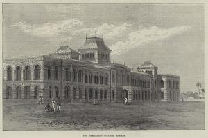 The Presidency College, Madras