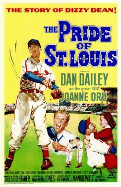 The Pride of St. Louis, 1952