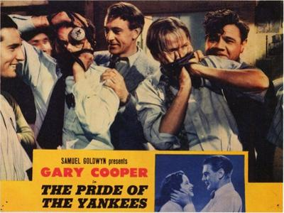 The Pride of the Yankees, 1942