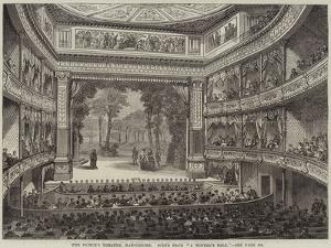 The Prince's Theatre, Manchester, Scene from A Winter's Tale
