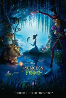 The Princess and the Frog - Netherlands Style