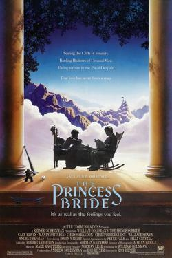 THE PRINCESS BRIDE [1987], directed by ROB REINER.