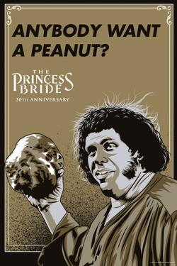 The Princess Bride - Anybody Want A Peanut? (Fezzik)
