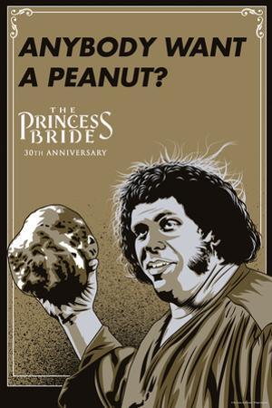 The Princess Bride - Anybody Want A Peanut? (Fezzik)