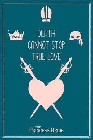 The Princess Bride - Death Cannot Stop True Love