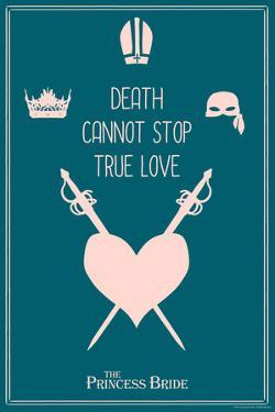 The Princess Bride - Death Cannot Stop True Love