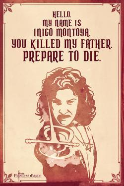 The Princess Bride - Hello. My Name Is Inigo Montoya.