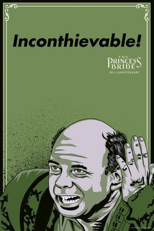 The Princess Bride - Inconthievable! (Vizzini)