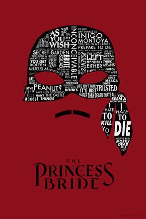 The Princess Bride Mask