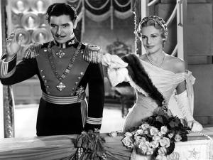 The Prisoner Of Zenda, Ronald Colman, Madeleine Carroll, 1937