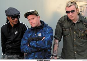 The Prodigy- T In The Park 2015