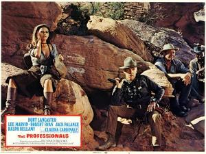 The Professionals, 1966
