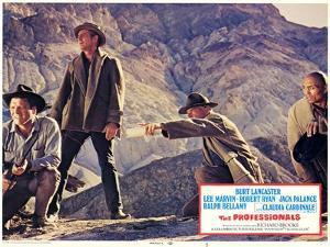 The Professionals, 1966