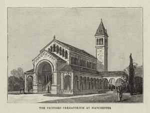 The Proposed Crematorium at Manchester