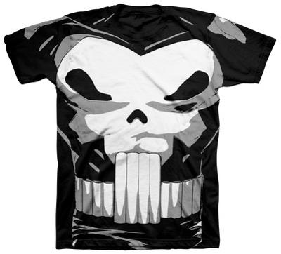 The Punisher - Costume Tee