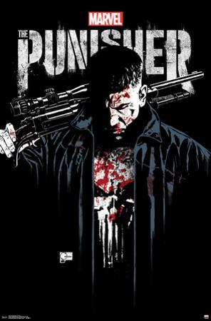 The Punisher - Key Art