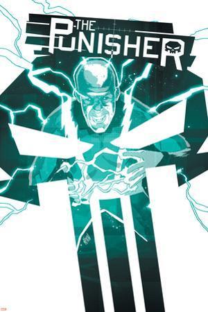 The Punisher No. 6: Electro
