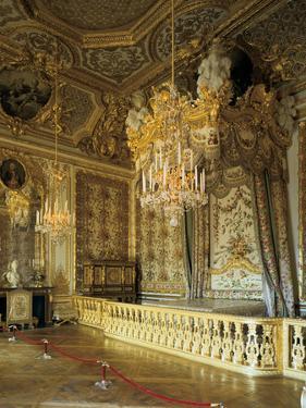 The Queen's Bedchamber, the Queen's Suite (Grand Appartement De La Rein)
