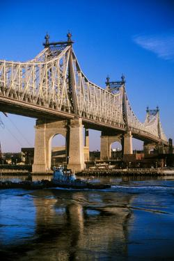 The Queensboro (59th Street) Bridge to Queens