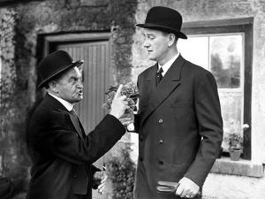 The Quiet Man, Barry Fitzgerald, John Wayne, 1952