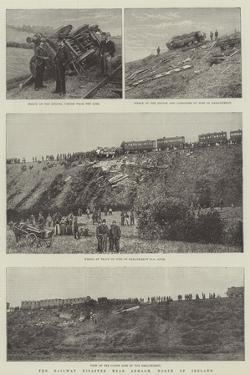 The Railway Disaster Near Armagh, North of Ireland