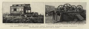 The Railway Disaster on the Great Western Railway Near Taunton
