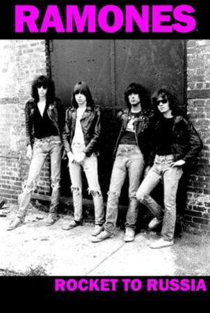 The Ramones- Rocket To Russia