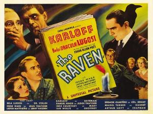 The Raven, 1935