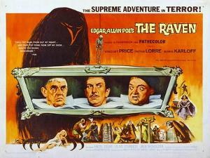 The Raven, 1963, Directed by Roger Corman
