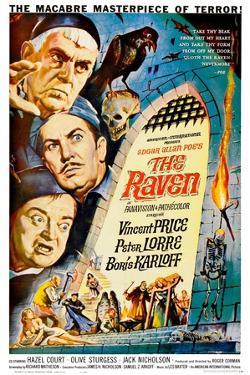 The Raven, 1963