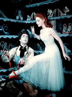 The Red Shoes, Leonide Massine, Moira Shearer, 1948