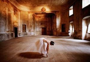 The Rehearsal Ballet Art Print Poster