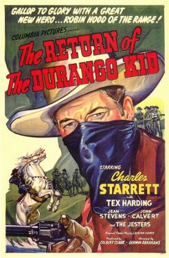 The Return of the Durango Kid, 1945