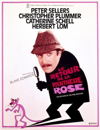 The Return of the Pink Panther, Peter Sellers, 1975