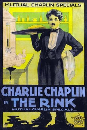 The Rink [1916], Directed by Charlie Chaplin.