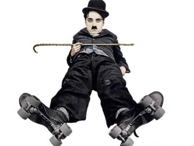 The Rink, Charlie Chaplin, 1916