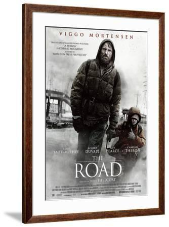 The Road - Italian Style--Framed Poster